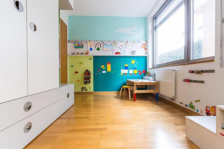 Design nábytku na míru do dětského pokoje