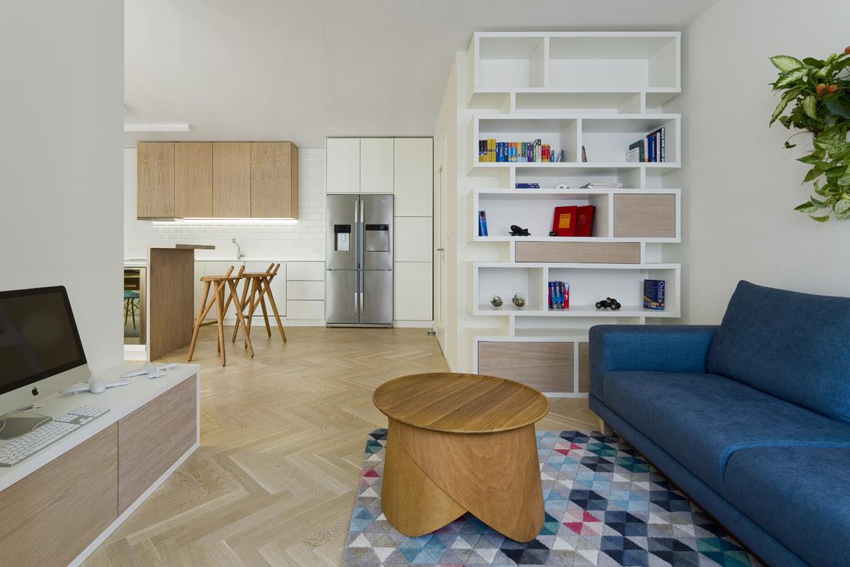 Hezkey bytový design - návrh a realizace interiéru