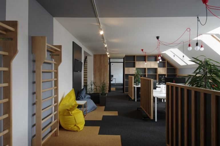 open space pro vaši firmu od Hezkey